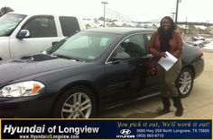 #HappyBirthday to Beverly Wade from Louie Williams at Hyundai of Longview!