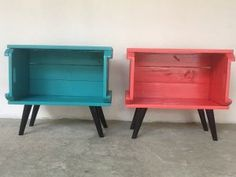 upcycling ideas furniture from wine boxes decoration ideas home - Upcycled Crafts Recycled Furniture, Home Decor Furniture, Pallet Furniture, Furniture Making, Diy Home Decor, Furniture Ideas, Wood Crates, Bedroom Decor, Wine Boxes