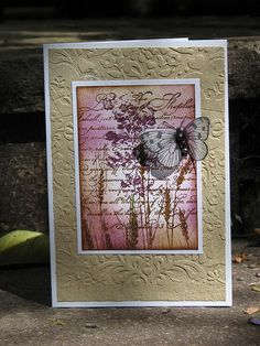 The Lord is my shepperd sympathy card | Flickr - Photo Sharing!