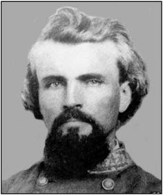 Gen Nathen Bedford Forrest ~ BFD