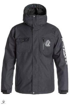 Kurtka Snowboardowa Quiksilver Illusion Shell Snow Jacket