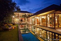 Dea Villas Sarasvati -Canggu Berawa - 4 Bedrooms, Surrounding : Rice Field  http://www.beyondvillas.com/villa-for-wedding/100/dea-villas-sarasvati