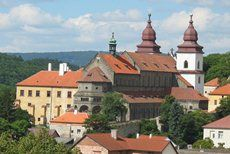 Trebic – Basilica of St. Procope and Jewish Town