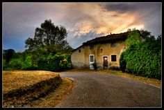 cottage in Tuscany