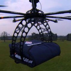 How would you like to have your pizza delivered by a drone? http://mashable.com/2013/06/05/dominos-drone/