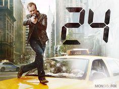 24 is my favorite TV show/series of all time.    Matt Totten