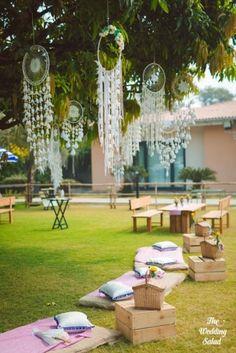Ishita & Nikunj, Rustic Indian wedding, vintage decor, radisson blu alibaug, The wedding salad-29