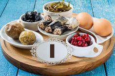 Богатые йодом продукты: 22 лучших источника http://www.poleznenko.ru/bogatye-jodom-produkty.html