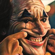 The Prints of my New Joker Drawing are now available! This is done in Pastel Pencils and comes in 3 different sizes! Btw loved this movie, Joaquin Phoenix was amazing! Joker Sketch, Joker Drawings, Art Drawings, Der Joker, Joker Art, Joker Batman, Gotham Batman, Batman Art, Batman Robin