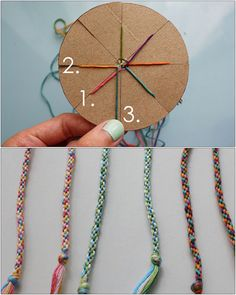 Braclets Diy Diy Bracelets With String Macrame Bracelet Diy String Bracelet Patterns Yarn Bracelets Making Bracelets Friendship Bracelet Patterns Macrame Jewelry Friendship Bracelets Friendship Bracelets Tutorial, Diy Bracelets Easy, Bracelet Crafts, Friendship Bracelet Patterns, Bracelet Tutorial, Simple Friendship Bracelets, Braclets Diy, Friendship Crafts, Yarn Bracelets