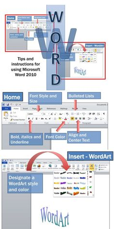 Microsoft Word 2010 is a software application that allows the user to perform word processing and create beautiful and engaging documents.  •	This lesson includes instructions along with screen shots and text bubbles to demonstrate how easy it is to create high-quality documents using Microsoft Word.