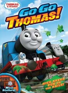 Thomas & Friends: Go Go Thomas Giveaway