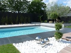 206 best Jardin avec piscine images on Pinterest | Swiming pool ...