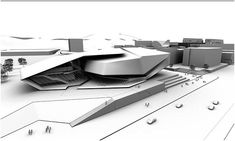 Chinese University of Hong Kong Arena   Tom Wiscombe Design - Arch2O.com