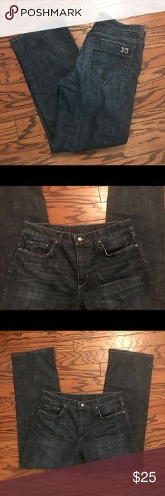 """Men's joes jeans Men's Joes jeans rebel fit. Size 34, inseam 30 1/2"""" Like new- in excellent condition! Blue/gray denim Joe's Jeans Jeans Straight"""