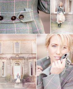 Whimsical and Romantic Scottish Castle Wedding Inspiration Wedding Blog, Diy Wedding, Dream Wedding, Wedding Decor, Wedding Ideas, Castle Wedding Inspiration, Tweed Wedding, Winter Bridesmaids, Scottish Castles