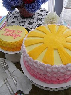 """""""You Are My Sunshine"""" Party Ideas 