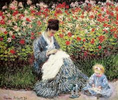 My very favorite Monet. This was at the Monet showing the last time I stayed at The Bellagio. Amazing in Person!