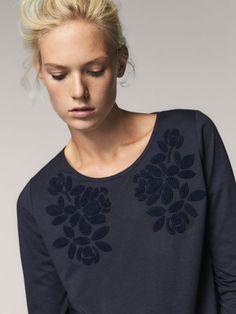 Koszulki Damskie | Massimo Dutti Kolekcja Jesień Zima 2017