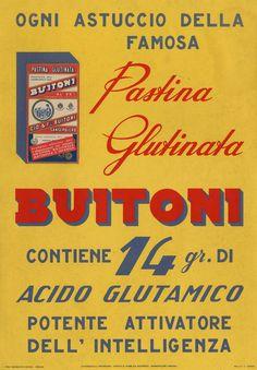1950 - Buitoni   #TuscanyAgriturismoGiratola