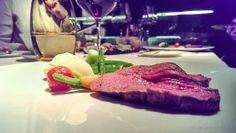 Köstliches Chateaubriand im Restaurant PUR