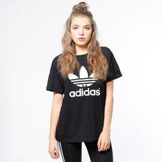 T-Shirt - Boyfriend Trefoil