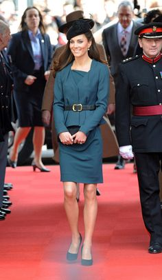 Kate Middleton Photos - The Queen's Diamond Jubilee Tour Begins - Zimbio