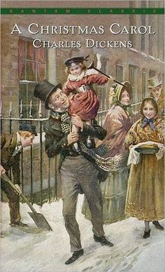 A Christmas Carol by Charles Dickens~ My favorite Christmas movie with George C. Scott