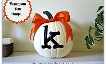 Hometalk :: Tutorial on making your own pumpkin topiary. #Bestof2012