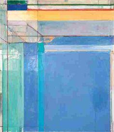 Ocean Park#79 , Richard Diebenkorn
