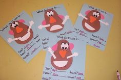 5 Senses I love this idea for the five senses! Even the preschoolers can do / learn~!