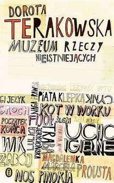 Okładka książki Muzeum rzeczy nieistniejących