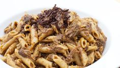 Short Rib Ragu with Penne Recipe by Giada De Laurentiis