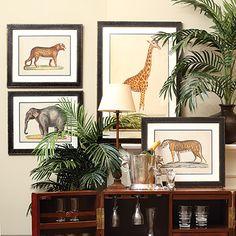 Elephant Print / Alfresco Emporium