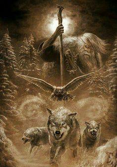 The gods' war