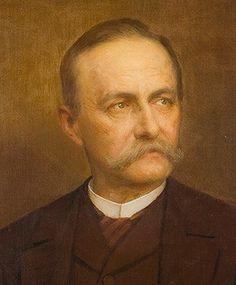 Jovan Jovanović Zmaj by Uroš Predić