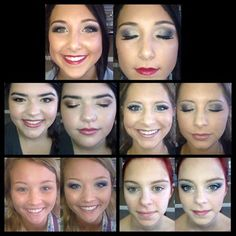 Prom Makeup by Erica  #prom#beauty#merlenorman