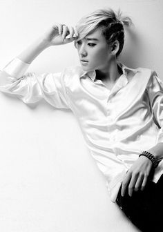 Kevin Woo of UKISS