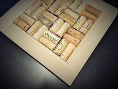 Looking for something unique and handmade? Are you a wine enthusiast or know someone that is? Check out my handmade cork trivets on Etsy!