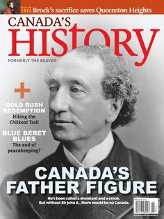 INDIVIDUAL #1 - Sir John A. MacDonald - 1815-1891 -  Being the first Prime Minister of Canada, MacDonald was the one to give Canadians an understanding of what a Canadian should look like (Bain, 1, 2, 3). He was able to recognize the human condition, and was able to form it into the way we still are now; friendly and thoughtful.