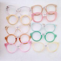 Colorful specs