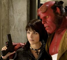 21. Hellboy II: The Golden Army