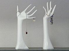 Dekorace / stojan na šperky Hands_4