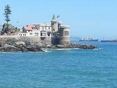 dieses Mal ganz unten Links: Valparaíso eine einmalige Stadt