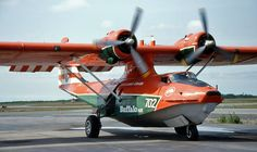 C-FNJE - 285ACF - CV437 - Buffalo – tanker 702. Amphibious Aircraft, Ww2 Aircraft, Military Aircraft, Canadian Airlines, War Jet, Sea Plane, Rv Truck, Private Plane, Flying Boat