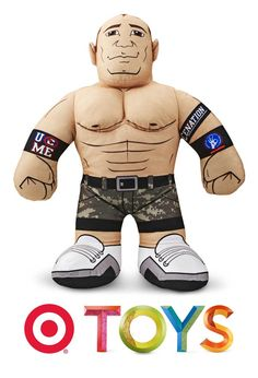 Wrestling buddy