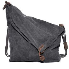 Coofit® Retro Large Canvas Hobo Shoulder Weekend Travel Handbag Daypack Grey Coofit http://www.amazon.com/dp/B00YDTJTSS/ref=cm_sw_r_pi_dp_0AcMwb0DMNXVJ