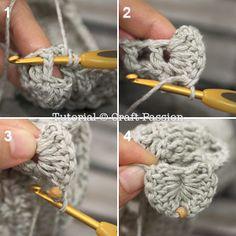 beaded crocodile stitch pattern