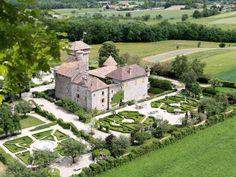 un chteau fodal et des jardins somptueux mariage romantique et ferique garanti - Chateau Du Breuil Mariage