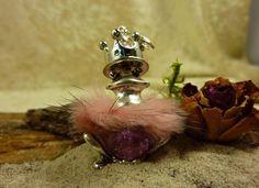 Charm Anhänger Froschkönig Froschkönigin  von Beads-for-Beginners auf DaWanda.com